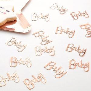 It's a Girl Baby Shower Theme Decoration55