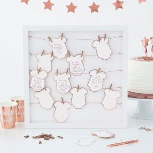 It's a Girl Baby Shower Theme Decoration65