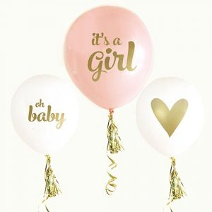 It's a Girl Baby Shower Theme Decoration8