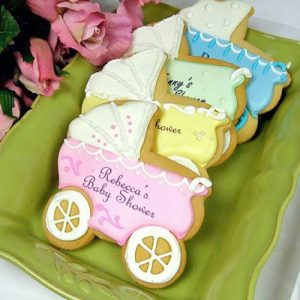 It's a Girl Baby Shower Theme Decoration93