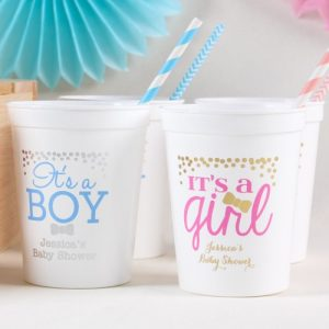 It's a Girl Baby Shower Theme Decorations5