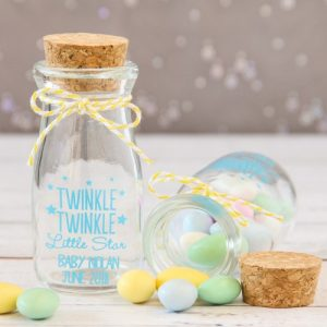 Twinkle Twinkle Baby Shower Theme announcement Decorations 15