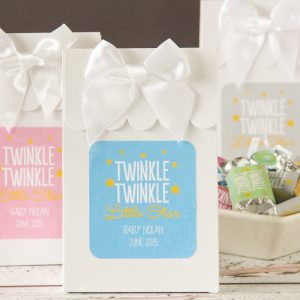 Twinkle Twinkle Baby Shower Theme announcement Decorations 19