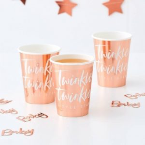 Twinkle Twinkle Baby Shower Theme announcement Decorations 27