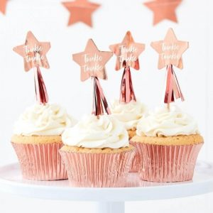 Twinkle Twinkle Baby Shower Theme announcement Decorations 29