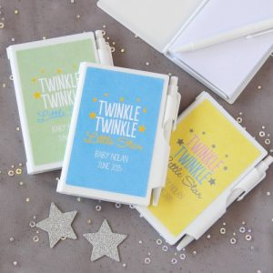 Twinkle Twinkle Baby Shower Theme announcement Decorations 36