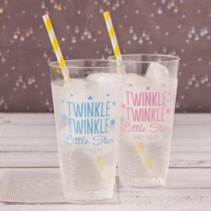 Twinkle Twinkle Baby Shower Theme announcement Decorations 4
