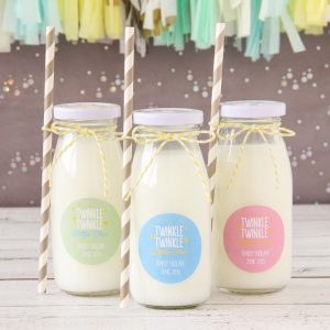 Twinkle Twinkle Baby Shower Theme announcement Decorations 41
