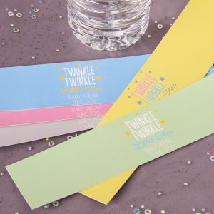 Twinkle Twinkle Baby Shower Theme announcement Decorations 43