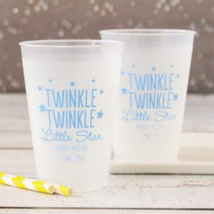 Twinkle Twinkle Baby Shower Theme announcement Decorations 5