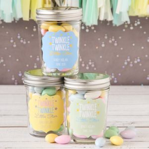 Twinkle Twinkle Baby Shower Theme announcement Decorations 50