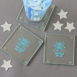 Twinkle Twinkle Baby Shower Theme announcement Decorations 8