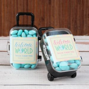 welcome to the world Baby Shower Personalized Theme Decoration Ideas & Gifts12