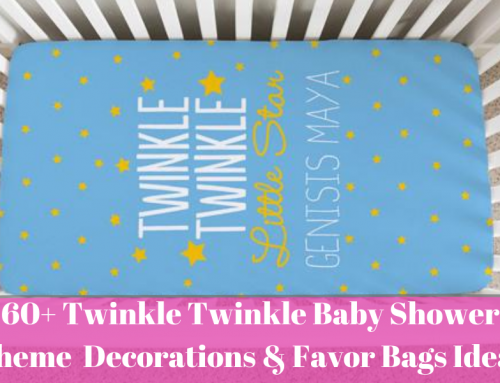 60+ Twinkle Twinkle Baby Shower Theme announcement Decorations & Favor Bags Ideas